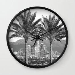 LA Palms Wall Clock