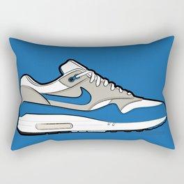 "NIKE Air Max 1 ""OG Blue"" Rectangular Pillow"