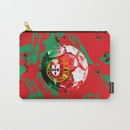football Portugal  Carry-All Pouch