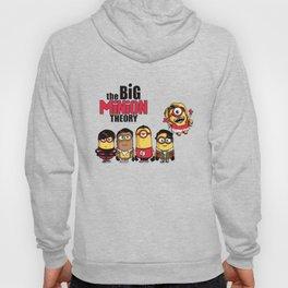 The Big Minion Theory Hoody