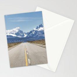 El Chaltén - Patagonia Argentina Stationery Cards