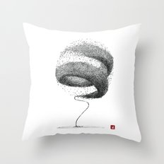 Souffle Throw Pillow