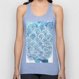 Clam Shell Unisex Tank Top