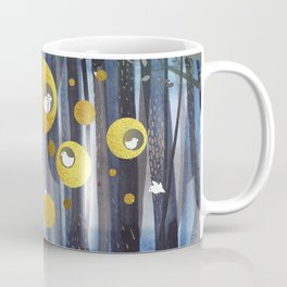 Golden nests Coffee Mug