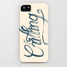 Just Chilling iPhone (5, 5s) Slim Case