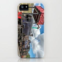 Welsh Highland Railway iPhone Case