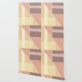 Simple geometric pattern. 2 Wallpaper