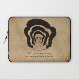 Poe Dream Laptop Sleeve
