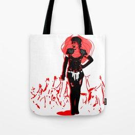 Sexy Matador Tote Bag