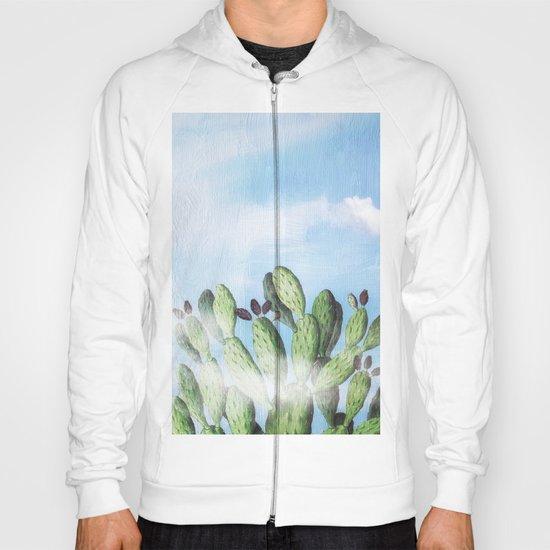 Cactus Heaven Hoody