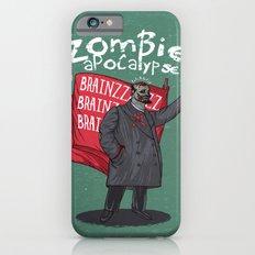 Zombie Lenin iPhone 6s Slim Case