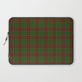 Official Baxter Clan Tartan of 1856 Laptop Sleeve