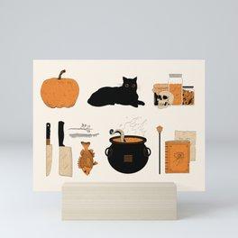 Familiar Essentials Mini Art Print