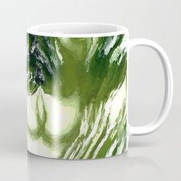 Vegetation. Abtract Art by Tito Coffee Mug