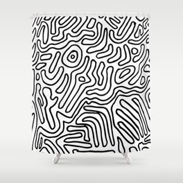 what do you want Shower Curtain