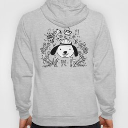 2018 Chinese New Year Doodles Hoody