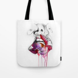 Threesome  Tote Bag