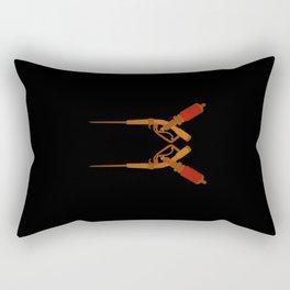 ADAM Syringes Rectangular Pillow