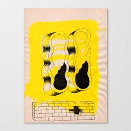 EYEZ I Canvas Print