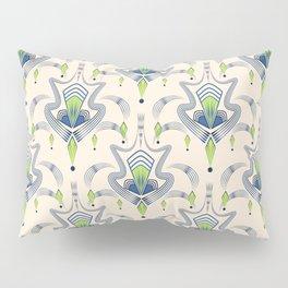 "Art Deco 34. ""Julia,"" Pillow Sham"