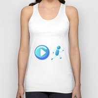 play Tank Tops featuring Play by Cs025