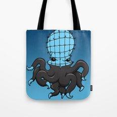 Cenobite octopus Tote Bag