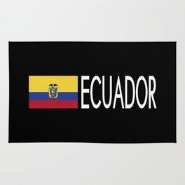 Ecuador: Ecuadorian Flag & Ecuador Rug