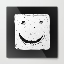 Toasty Metal Print
