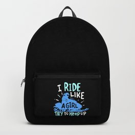 Snowmobiling Backpack
