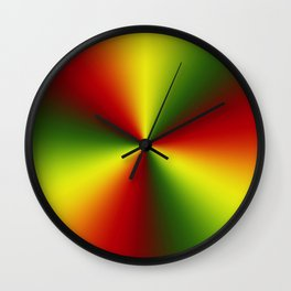 Abstract perfection - 101 Wall Clock