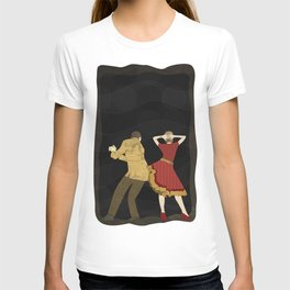 Free Style Dance Party T-shirt