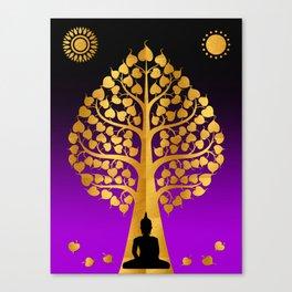 Bodhi Tree0404 Canvas Print