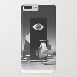 旅行者 | Traveler iPhone Case