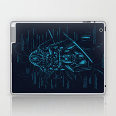MIDNIGHT ASSASSIN Laptop & iPad Skin