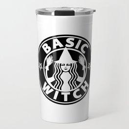 Basic Witch Travel Mug