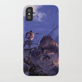 THE BEASTMASTER iPhone Case