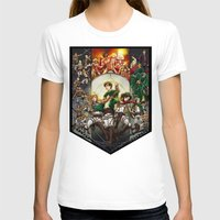snk T-shirts featuring wir sind die Jager (we are the hunters) by ghostfire
