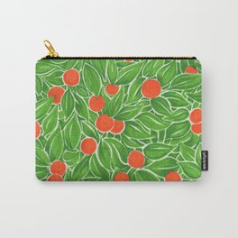 Citrus pattern Carry-All Pouch
