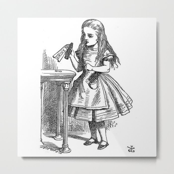 Alice In Wonderland Drawings Art