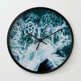 ocean love -- Wall Clock