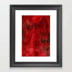 Damon Wash Framed Art Print