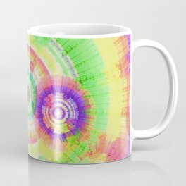 Lime, Please Wall Tapestry Coffee Mug