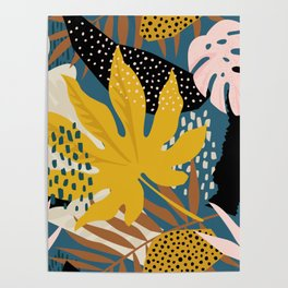 Shingy II Flower  Poster