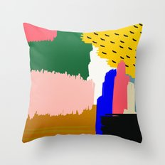 Little Favors Throw Pillow