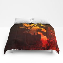 The Color of Music - Double Bass Comforters
