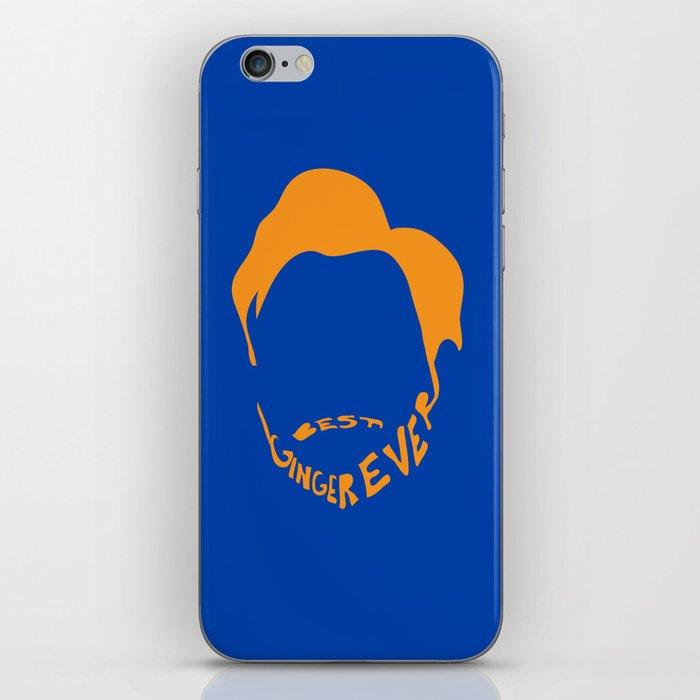 Best Ginger Ever. iPhone Skin