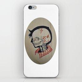 Boy Next Door - Silhouette and Anatomy Love Painting iPhone Skin