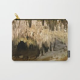 341 - Abstract cave design Carry-All Pouch