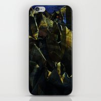titan iPhone & iPod Skins featuring titan by Bamboo blue