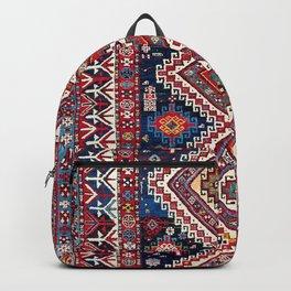Kuba Antique East Caucasus Carpet Backpack